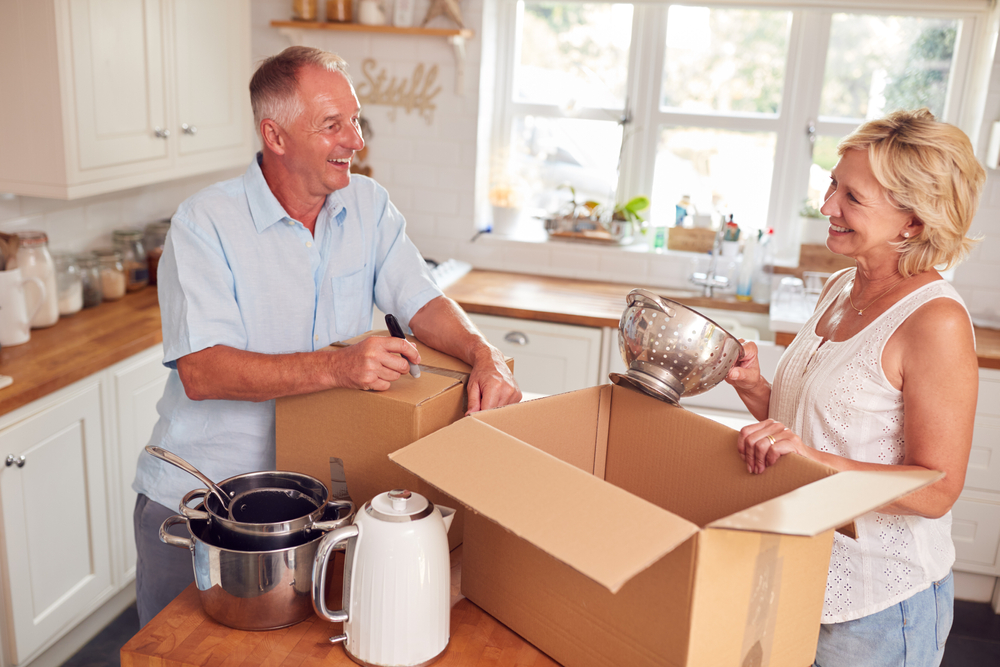 The Cost-Effectiveness of Downsizing